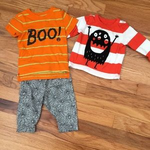 Baby Boy Halloween Outfits 12 months